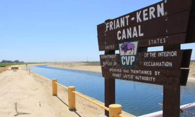 Photo of the Friant-Kern Canal