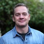 Portrait of Oregon State professor Scott Atkins