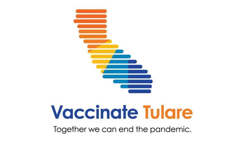 Image of the Vaccinate Tulare logoThe