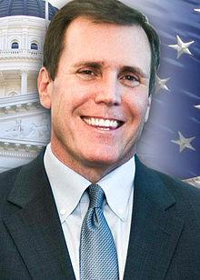 Portrait of state Sen. Scott Wilk, R-Santa Clarita