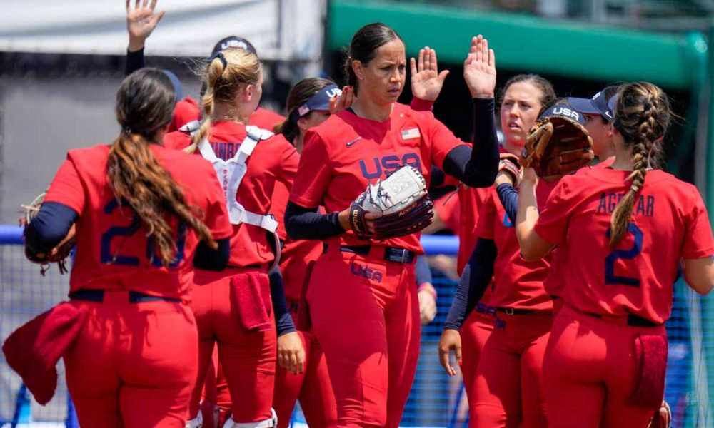 Team USA to Face Canada, and Valley Coach, in Olympic ...