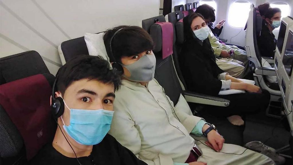More Than 100 Afghan Music Students, Alumni, Faculty Flown out of the Country